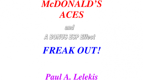 McDonald's Aces and Freak Out! by...