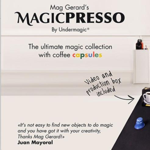 Mag Gerard's MAGICPRESSO