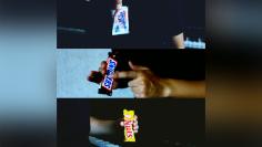 Through The Screen: Gum To...