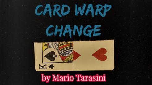 Card Warp Change by Mario Tarasini...