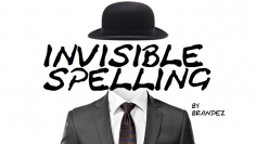 Invisible Spelling by...
