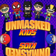 UNMASKED KIDS - Arkadio y...