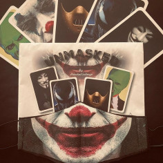 UNMASKED JOKER - Arkadio y...