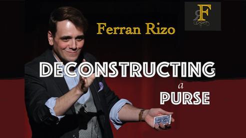 Deconstructing a Purse by Ferran Rizo...