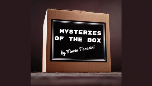 Mysteries of the Box by Mario...