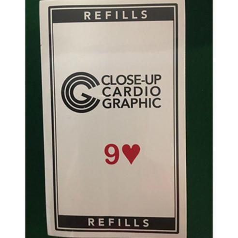 RECAMBIOS CARDIOGRAPHIC CLOSE-UP (9...