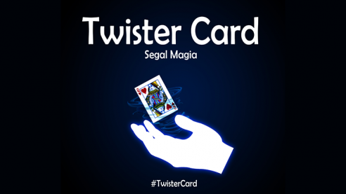 Twister Card by Segal Magia video...