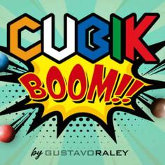 CUBIK BOOM - Bomba de Rubik