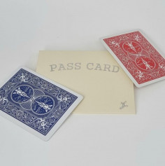 PASS CARD