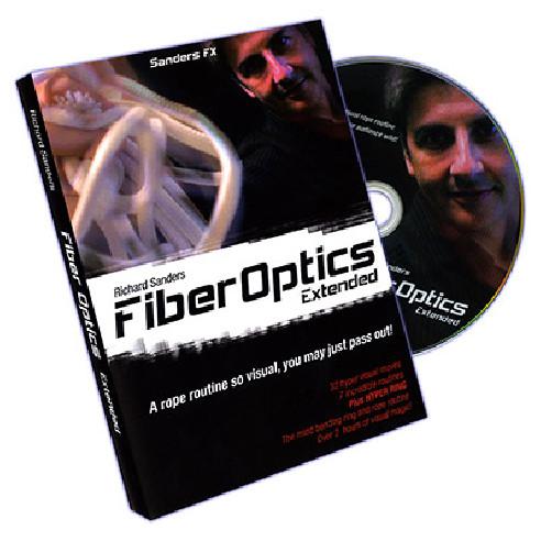 Fiber Optics Extended by Richard Sanders