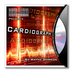 Cardiograph (red) by Wayne...