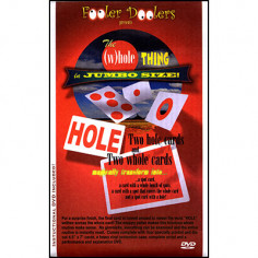THE (W)HOLE THING - CARTAS+DVD