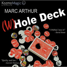 The (W)Hole Deck Red (DVD...