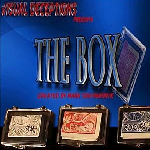 THE BOX - MARK SOUTHWORTH