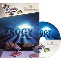 FROGY (DVD + GIMMICK)