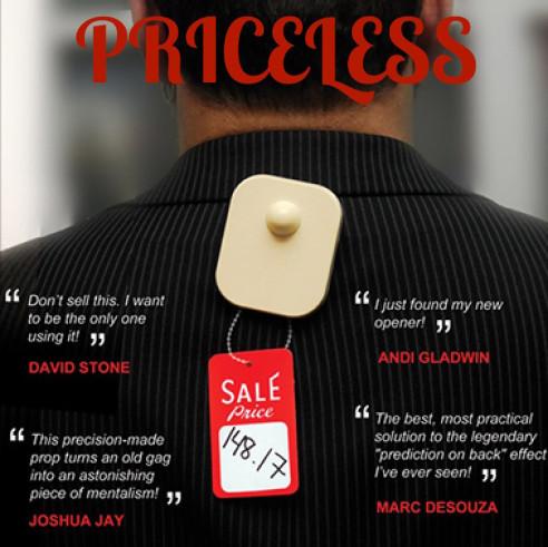 PRICELESS (DVD MEDIA + GIMMICK) -...