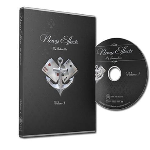 NAVY EFFECTS VOL.1 (DVD + CARTAS GAFF)