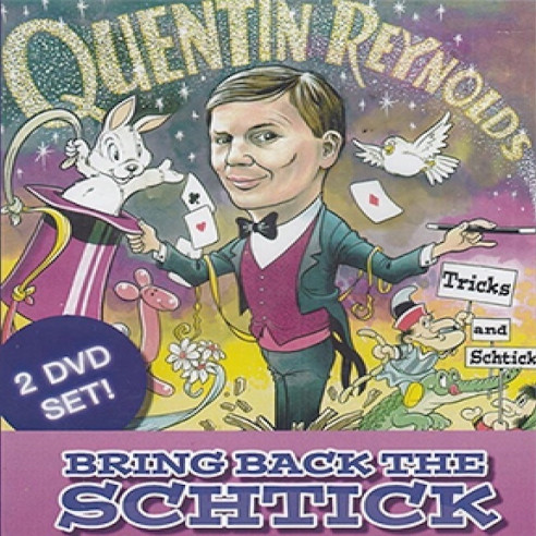 BRING BACK THE SCHTICK (2 DVD) -...