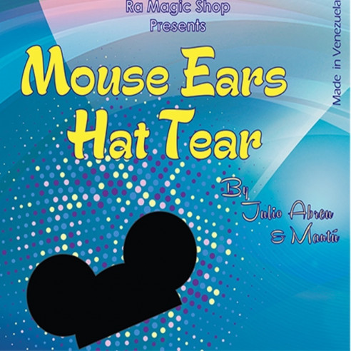 Mouse Ears Hat Tear by Ra El Mago and...