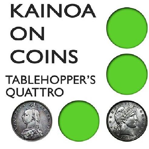 TABLEHOPPERS QUATTRO - KAINOA HARBOTTLE
