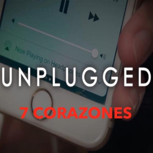 UNPLUGGED - 7 DE CORAZONES