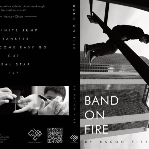 BAND ON FIRE - DVD