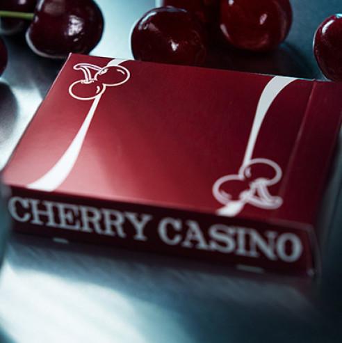 BARAJA CHERRY CASINO - (RENO RED)