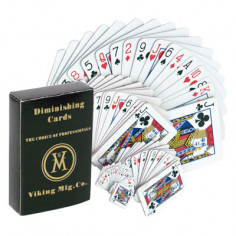 Diminishing Cards (Al Baker...