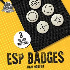 ESP Badges by Liam Montier...