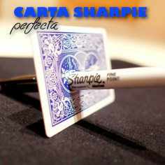 Card Sharpie (perfect) - Blue