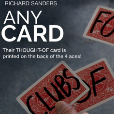 ANY CARD - RICHARD SANDERS