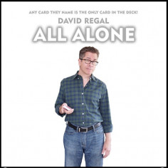 ALL ALONE - DAVID REGAL