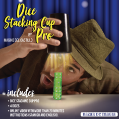 Dice Stacking Cup Pro...