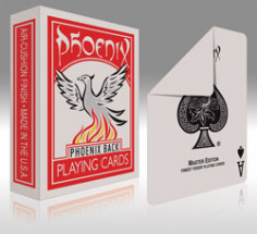 Phoenix blank back Deck