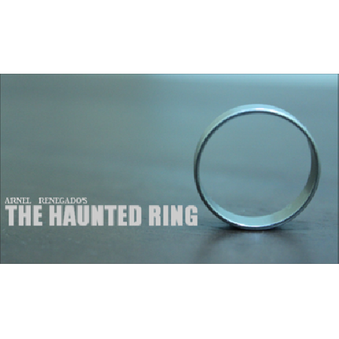 The Haunted Ring by Arnel Renegado -...