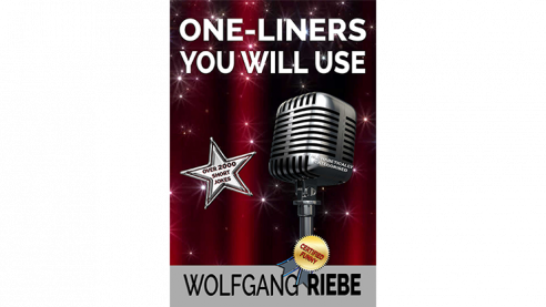 One Liners You Will Use by Wolfgang...